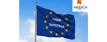 Medica Europe is MDR certified